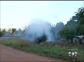 Cai o número de queimadas na primeira quinzena de julho no Tocantins - Cai o número de queimadas na primeira quinzena de julho no Tocantins