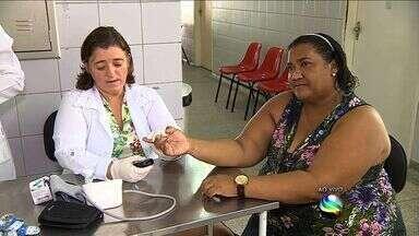 Programa de saúde é lançado para população de Aracaju - Programa de saúde é lançado para população de Aracaju.