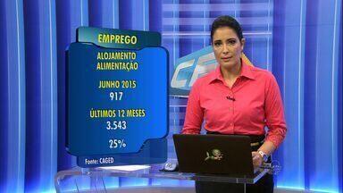 Ceará lidera ranking nacional de geração de empregos no setor de serviços em junho - Foram gerados 836 postos de trabalho, segundo o Caged.