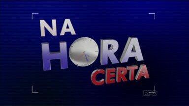 Telespectador do Paraná TV envia vídeo que mostra buracos na PR 487 - Motoristas reclamam das más condições da rodovia