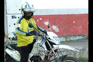 Polícia já recuperou mais de 100 motos roubadas nos últimos dois meses - Quem trabalha com esse tipo de veículo confessa que sente medo.