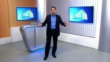 Começa a 1ª edição do SETV - Ricardo Marques deseja boa tarde aos sergipanos.