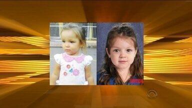 Investigador dos EUA virá para SC coletar DNA de mãe de menina desaparecida em SC - Investigador dos EUA virá para SC coletar DNA de mãe de menina desaparecida em SC