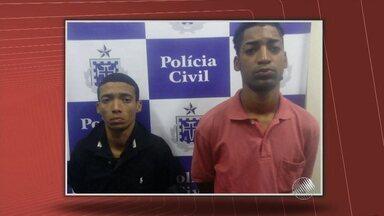 Polícia prende suspeito por morte de taxista no bairro de Tancredo Neves, em Salvador - O crime foi no dia 5 de julho. O traficante Yuri Machado Celestino foi preso em uma troca de tiros com policiais, também no bairro de Tancredo Neves.