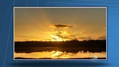 Telespectadores enviam fotos do amanhecer pelo estado; veja na previsão - Saiba como será o dia no estado.