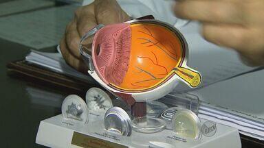 Oftalmologista do Hospital das Clínicas de Ribeirão Preto faz cirurgia inédita no Brasil - Oftalmologista do Hospital das Clínicas de Ribeirão Preto faz cirurgia inédita no Brasil
