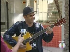 Conheça o pastor e rapper que evangeliza através da música - Pastor também realiza trabalho de recuperação social.