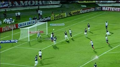 Bahia perde para o Santa Cruz e se afasta do G4 - Time jogou em Pernambuco na noite desta terça (28).