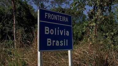 Operação Ágata reforça a segurança na fronteira com a Bolívia - Operação Ágata reforça a segurança na fronteira com a Bolívia