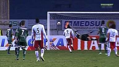 Luverdense perde para o Boa Esporte por 2 a 1 - Partida foi disputada em Varginha (MG) pela Série B do Brasileiro