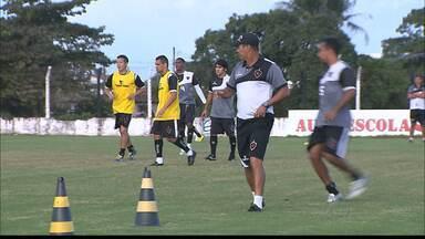 Botafogo-PB vive recomeço na Série C e efetiva Ramiro Souza como efetivo - Mudanças de ares aconteceram depois da vitória em cima do América de Natal.