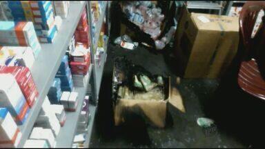 Polícia procurar suspeito de invadir e roubar Avocc em Poços de Caldas (MG) - Polícia procurar suspeito de invadir e roubar Avocc em Poços de Caldas (MG)