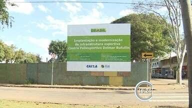 São José tem obras paradas - Todas contam com recursos do Governo Federal