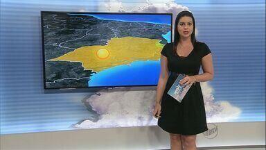 Massa de ar seco impede chuva na região de Ribeirão Preto, SP - Tempo seco e quente deve prevalecer pelos próximos 15 dias.