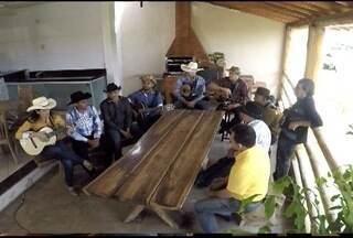 Veja o bate-papo do Inter TV Rural com os vencedores do Festival Viola dos Gerais - Festival está em sua 3ª edição.