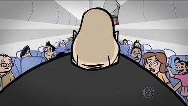Eles assustam até Arnold Schwarzenegger. Fortões do 'Força Bruta' falam sobre suas rotinas - Dormir, sentar no avião, trocar pneu, tudo pra eles é diferente