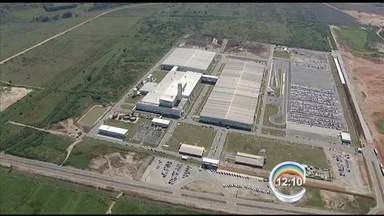 Montadora Chery anuncia férias coletivas na fábrica de Jacareí, SP - Medida será adotada de 17 de agosto a 5 de setembro na planta.