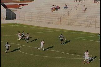 Salgueiro goleia o Botafogo-PB, pela Série C - A vitória de 4 a 1 foi a primeira do Carcará como mandante.