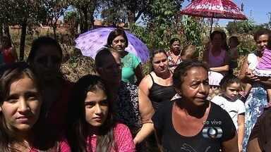 Moradores cobram posto de saúde no Setor Marques de Abreu, em Goiânia - Prefeitura afirma que as obras serão reiniciadas dentro de 15 dias.