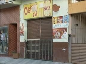 Três pessoas são baleadas em Coronel Fabriciano neste domingo (02) - Crime aconteceu dentro de um bar.