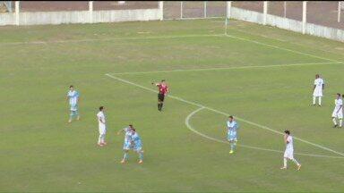 Foz continua sina de derrota na Série D - Time da fronteira foi até o Rio Grande do Sul e perdeu para a Lajeandense por 3 a 0