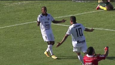 Operário-PR vence mais uma e continua invicto na Série D - Atual campeão paranaense, o Fantasma derrotou o Ypiranga o com gol de Joelson