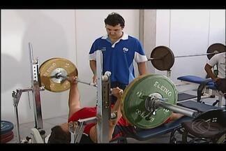 Atletas do Triângulo Mineiro se preparam para Parapan em Toronto - Reportagens serão exibidas durante a semana pelo Globo Esporte. Primeira matéria é com a turma do halterofilismo