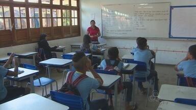Nem todas as escolas tiveram o primeiro dia de aula como previsto no Amapá - Hoje foi o primeiro dia de aula depois das férias nas escolas municipais aqui da capital. No total são mais de 36 mil alunos. Nas escolas estaduais também foi dia de aula hoje para mais de 100 mil estudantes. Mas nem todas as escolas abriram as portas.