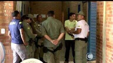 Delegada ouve menores suspeitos de matar comparsa de estupro coletivo - Segundo Thais Paz, inquérito policial será entregue até o fim da semana.Vítima e agressores foram sentenciados pelo estupro coletivo no Piauí.