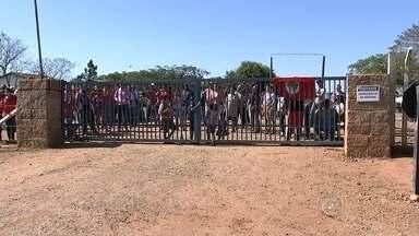 Integrantes do MST invadem fazenda de produção de laranja em Borebi - Integrantes do Movimento dos Trabalhadores Rurais Sem Terra (MST) invadiram neste domingo (2) a Fazenda Santo Henrique, em Borebi (SP). Segundo um representante da fazenda cerca de 200 pessoas estão no local.