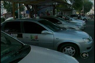 A corrida de taxi em Petrolina está mais cara - A prefeitura de Petrolina autorizou o reajuste