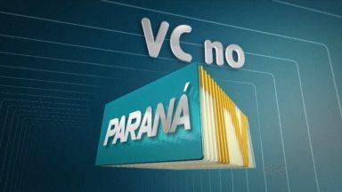 Você no Paraná TV! - O quadro de hoje mostra a situação precária de uma das ruas em Irati.