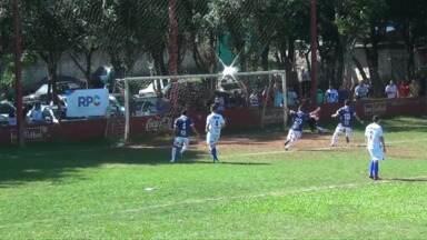 Segunda rodada do Amador 2015 registra quinze gols em seis jogos - Nesse começo de campeonato Vila Borges e Aparecidinha estão com cem por cento de aproveitamento.