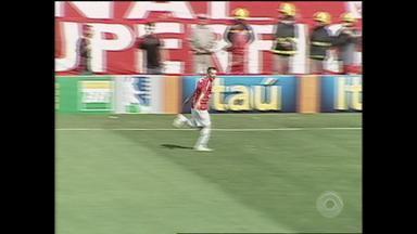 Inter vence Grêmio por 1 a 0 pelo Campeonato Brasileiro de 2009; relembre - Assista ao vídeo.