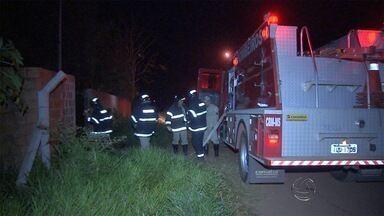 Mulher morre em incêndio em Campo Grande - Perícia investiga as causas do incêndio. A polícia acredita que fogo tenha começado na cozinha