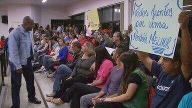Grupo de moradores de Perdões (MG) pede redução de salários dos vereadores - Grupo de moradores de Perdões (MG) pede redução de salários dos vereadores