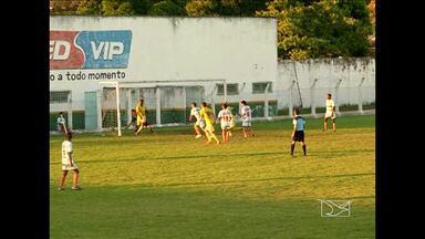 Marcos Pimentel e Sabiá se classificam para a fase final da Copa Maranhão sub-19 - No último jogo da etapa de Caxias, Marcos Pimentel goleou o Sabiá por 6 a 1