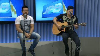 Henrique e Diego se apresentam hoje em João Pessoa - A dupla sertaneja Henrique e Diego se apresenta hoje na casa de shows Domus Hall em João Pessoa.