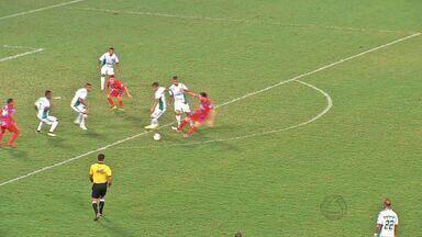 Cuiabá e Vila Nova empatam em 1 a 1 na Arena Pantanal - Partida foi válida pela Série C do Brasileiro