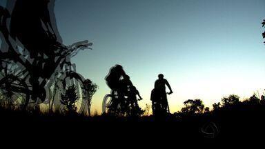 Ciclistas percorrem trecho de Cuiabá até a Bolívia - Foram mais 300 km pelas estradas