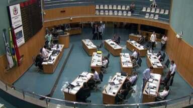 Câmara de vereadores de Londrina retoma trabalhos - Neste semestre vão ser votados projetos importantes para a cidade.