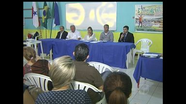 Cadastramento biométrico inicia quarta-feira em Mojuí dos Campos - Nesta terça-feira (4), foi realizada uma audiência pública para esclarecer sobre o procedimento.