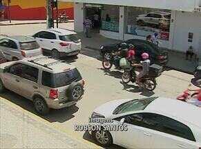 Frequentes assaltos em Bezerros, no Agreste, tem deixado a populção assustada - Moradores falam sobre sensação de insegurança no município.