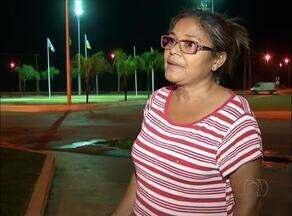 Moradores da região sul da capital reclamam da falta de sinalização - Moradores da região sul da capital reclamam da falta de sinalização