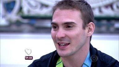 Arthur Zanetti é o primeiro atleta latino a conquistar uma medalha de ouro na ginastica - 'Sensação de dever cumprido', diz ginasta