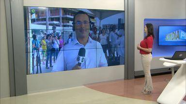 As homenagens aos 430 anos de João Pessoa - Os repórteres Hebert Araújo, Linda Carvalho e Kako Marques estão em pontos diferentes da capital paraibana e mostram as belezas da cidade.