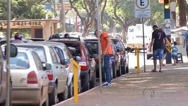 Preço do parquímetro sofre reajuste em Dourados (MS) - A Agência de Trânsito anunciou que preço que era R$1,30 por hora vai passar para R$1,80