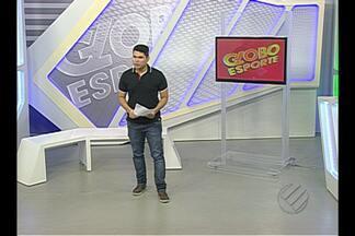 Veja o Globo Esporte Pará desta quarta-feira (5) - Edição do dia 5 de agosto de 2015 tem Remo treinando para pegar o Nacional, Paysandu com desfalques contra o Luverdense e Iuri Marajó ao vivo.