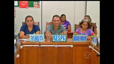 Conselho aponta irregularidades no serviço público de Saúde em Santarém - Reunião foi realizada nesta quarta-feira (4).