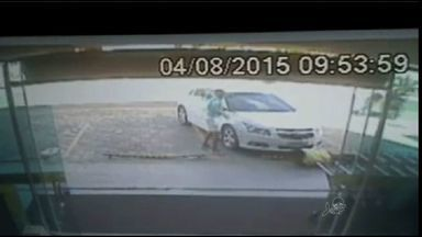 Vídeo mostra PM baleado em Barbalha - Policial segue na UTI em estado grave.